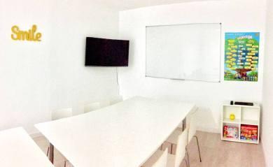 Una de nuestras aulas